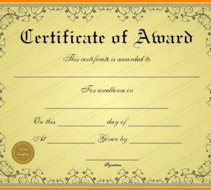 Certificate Paper Template Certificate Paper Template Blank Award Certificate Paper Award Paper