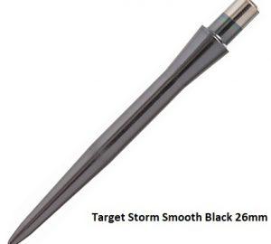 Storm Smooth Black 26mm