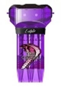 l-style krystal one dart case jelle klaasen purple