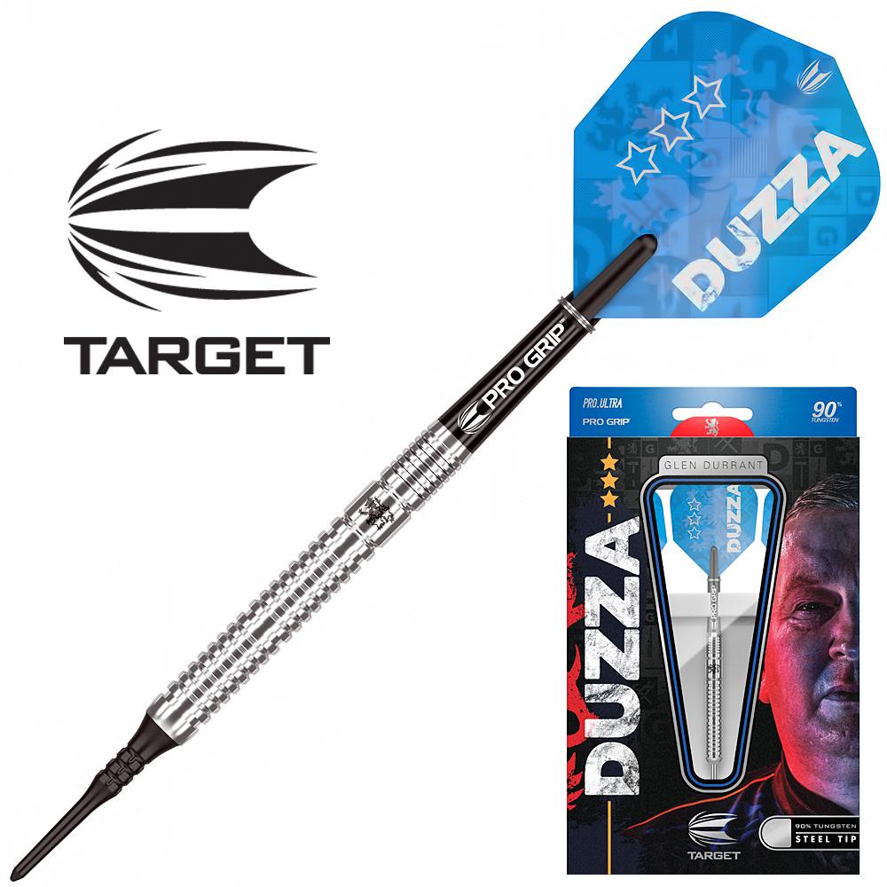 Target Darts Glen Durrant Gen 1 Steel Darts Set