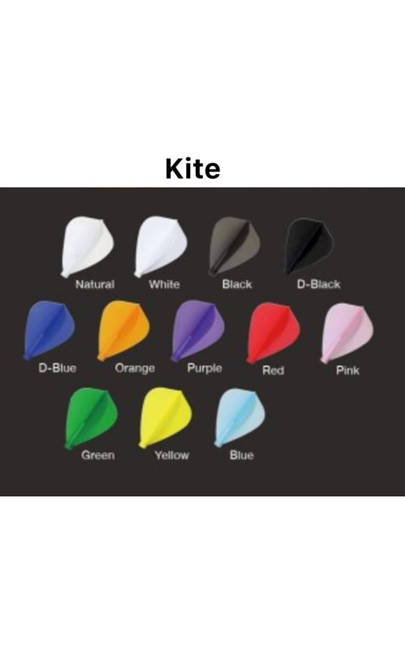 Cosmo Fit Flight Kite - All Colors - 6 pack